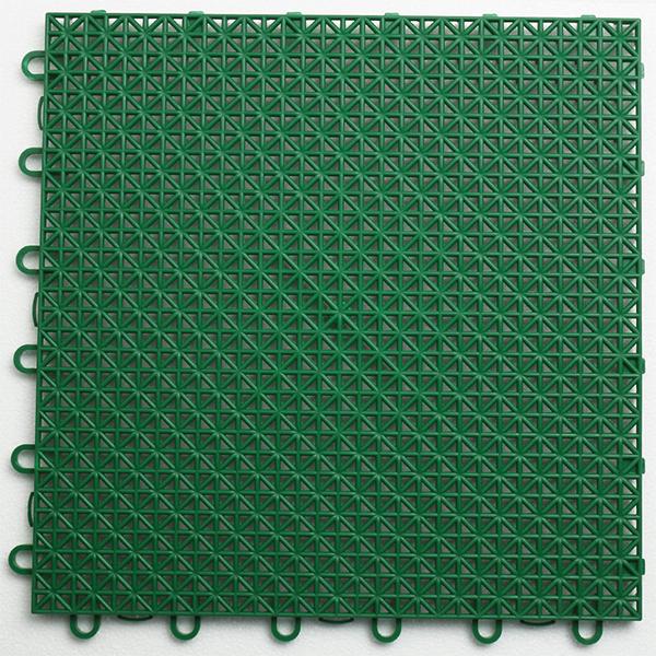 单层悬浮拼装地板